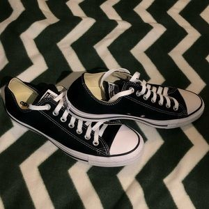 Converse: Chuck Taylor All Star Low Top (black)